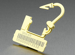 Security Seals - Padlock 3